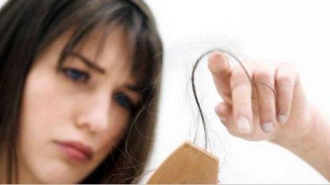 استرس ریزش مو را تشدید میکند