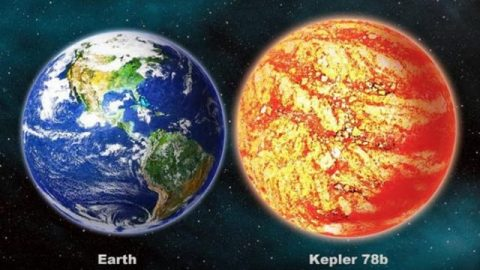 کشف شبیه ترین سیاره ی فرا خورشیدی به زمین