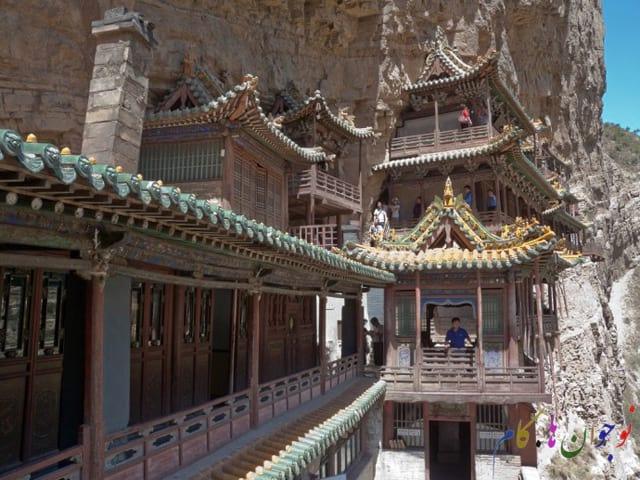 hengshan-hanging-temple-china-woe5-شگفتی ها