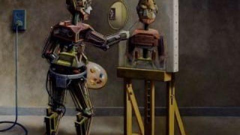 ربات نقاش