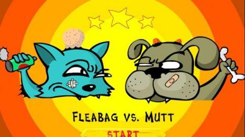 بازی جذاب گربه در مقابل سگ Cat vs Dog