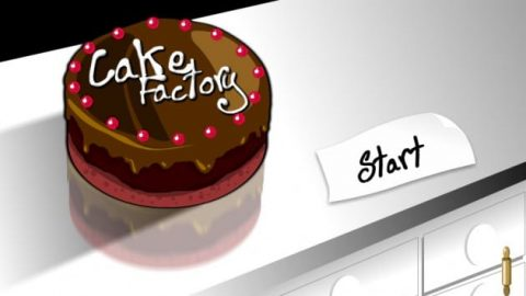 بازی کارخانه کیک سازی