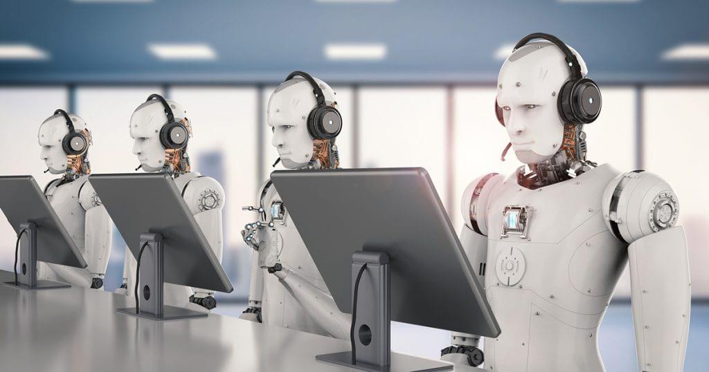 خصیصه های انسانی ربات