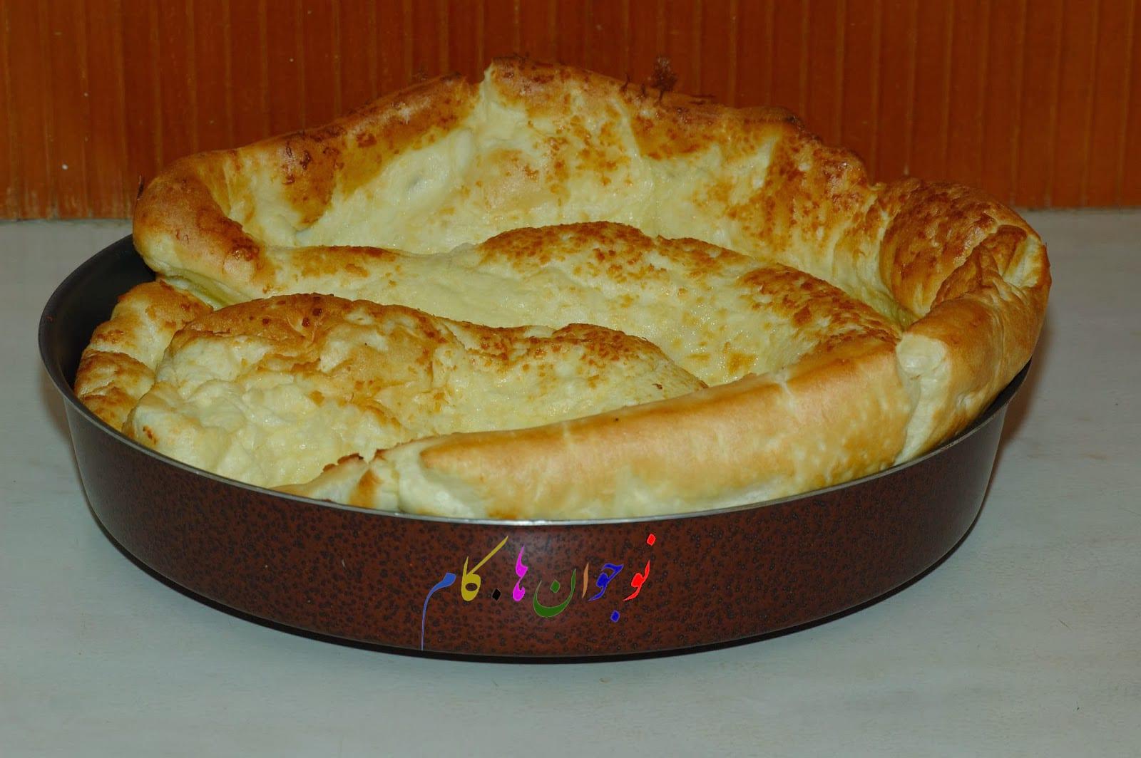 Puff Pancake-دانستنیهای اردویی