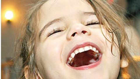 رابطه خندیدن و شخصیت افراد
