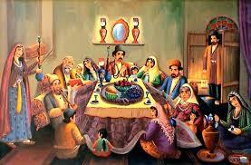 آشنایی با آداب و رسوم شب یلدا در ایران باستان