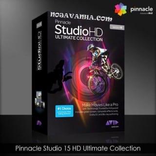 pinnaclestudio15-نرم افزار