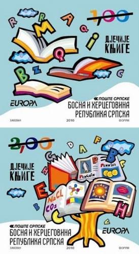 bosnia-and-herzegovina-serb-children-books-stamp