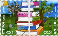 cyprus-children-books-stamp