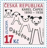 czech-republic-children-books-stamp