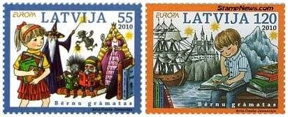 latvia-children-books-stamp