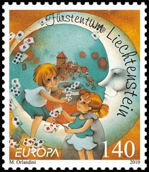 liechtenstein-children-books-stamp