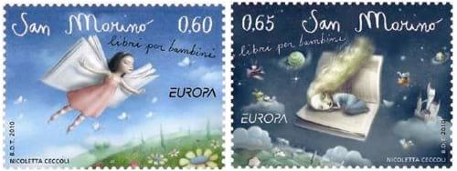 san-marino-children-books-stamp