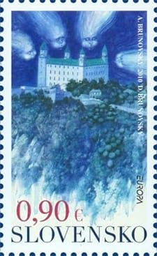 slovakia-children-books-stamp