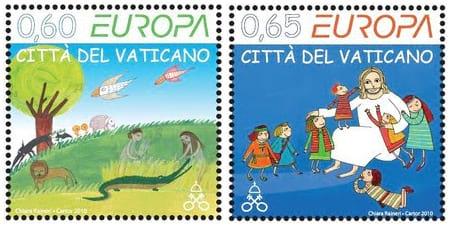 vatican-children-books-stamp