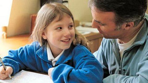 چگونگی کمک اولیا به فرزندانشان در امور درسی