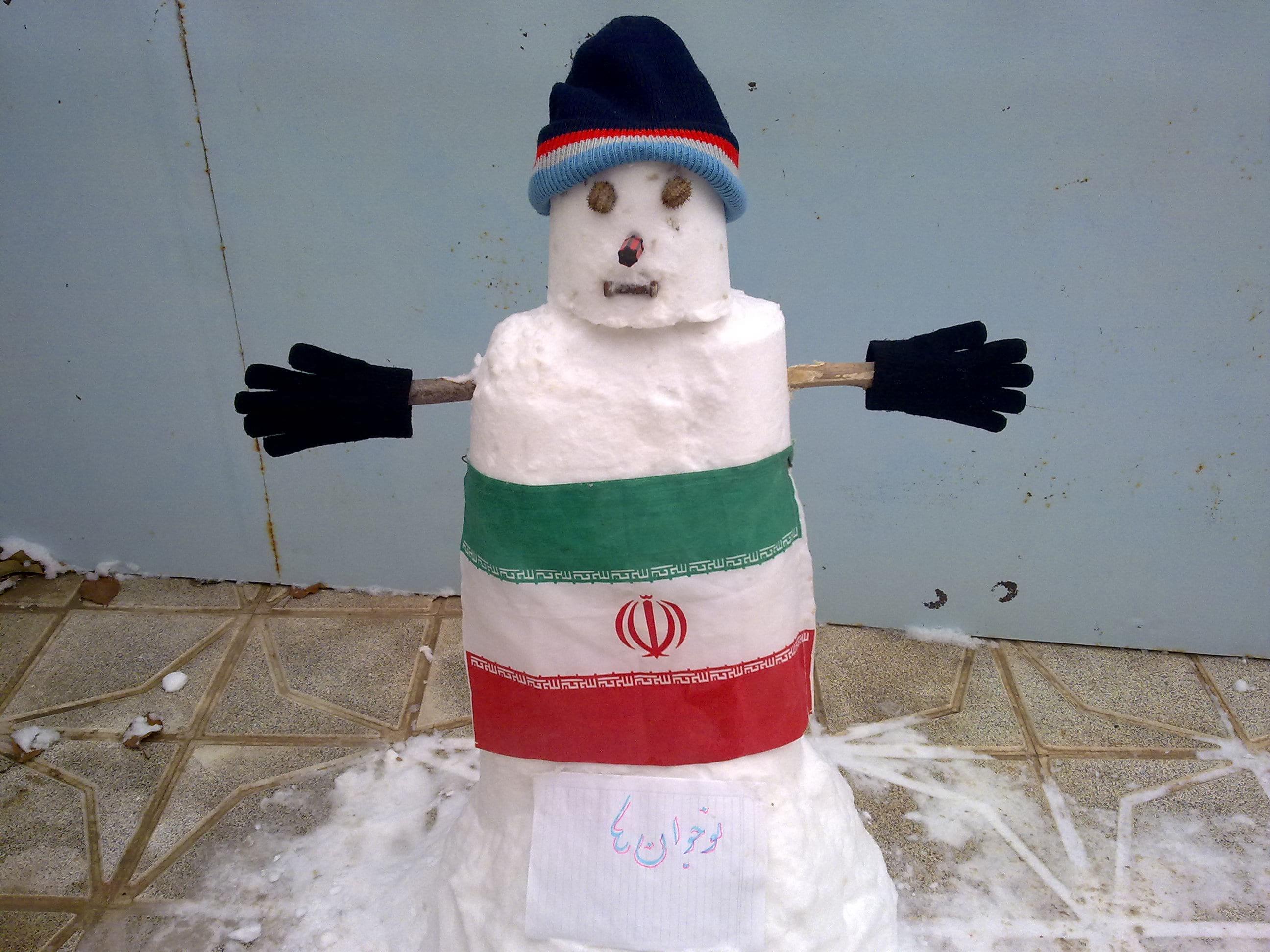 عکس شماره13: سجاد جنگجو  استان از بشرویه خراسان جنوبی