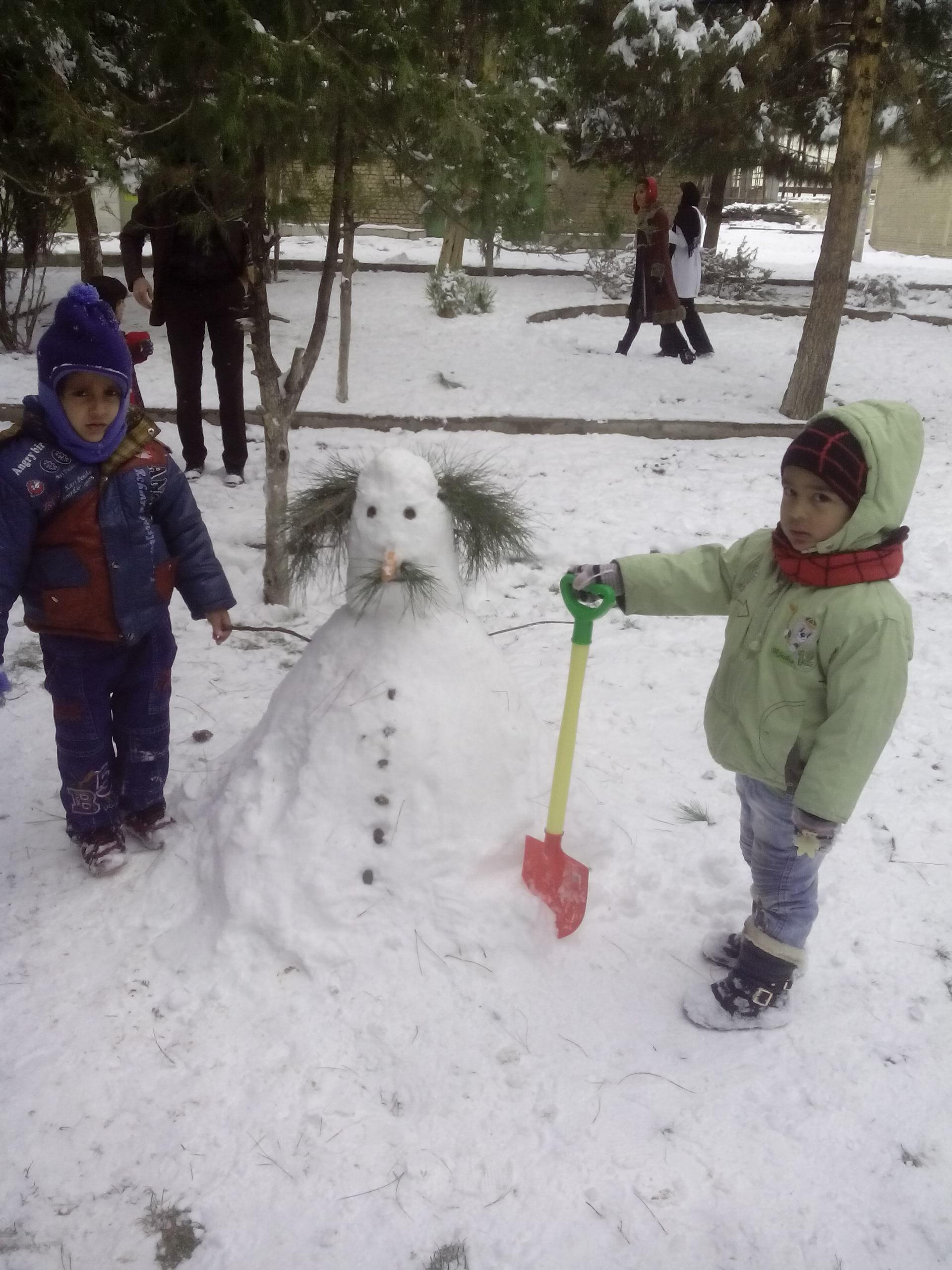 عکس شماره14: زهرا ولی پور از رباط کریم تهران