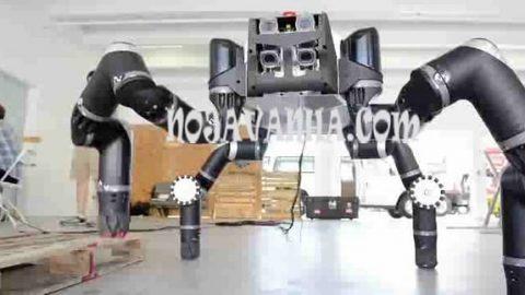 ربات فعال یا نجات دهنده