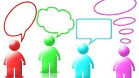 فن کم صحبت کردن