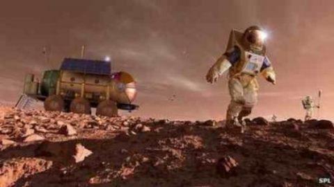انتخاب ۱۰۵۸ نفر برای سفر یک طرفه به مریخ