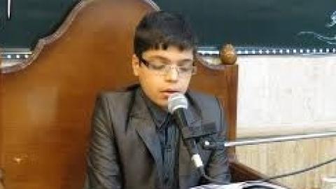 برترین مؤذن و قاری قرآن نوجوان