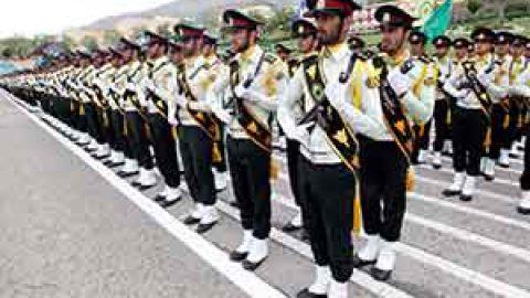 افسر نیروی انتظامی