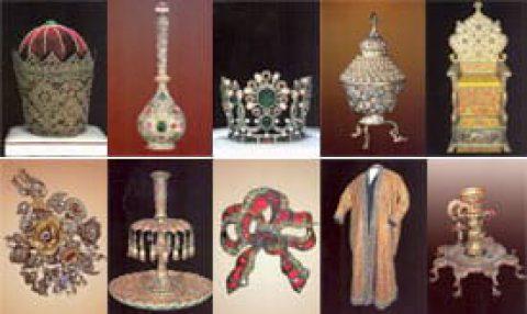 جواهرات ملی ایران
