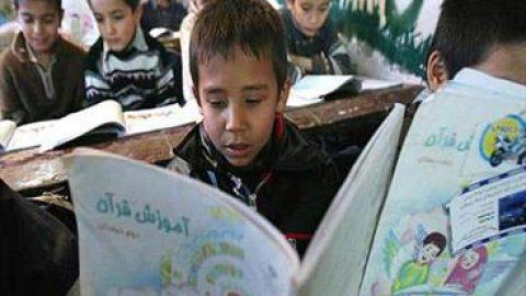 مدارس کشور تا ۲۸ اسفند دایر است