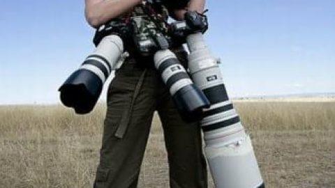عکاسی با موضوع عکاس (۱)