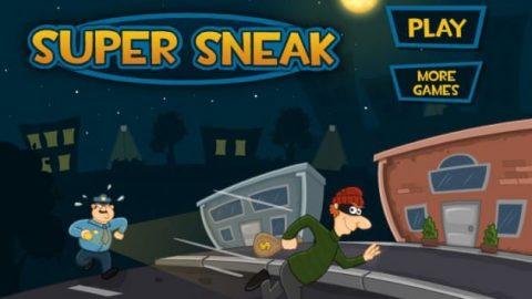 بازی دزدی در شب (super sneak)