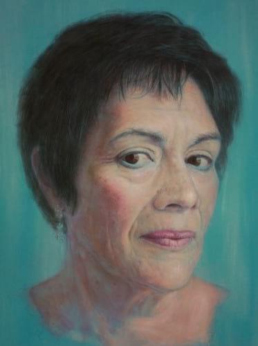 هنرمند جوان اهل اسپانیا