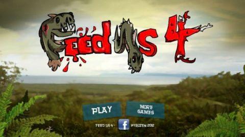 بازی ماهی آدمخوار ۴ (Feed Us)