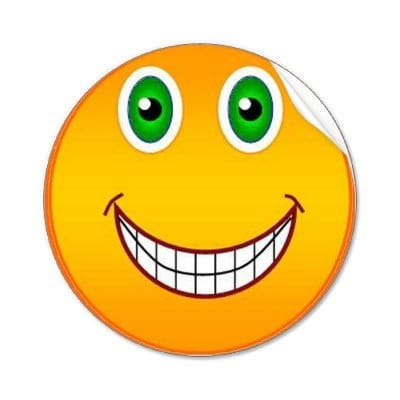 لبخند درونی