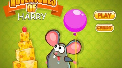 بازی موش پرنده (Adventure of Harry)