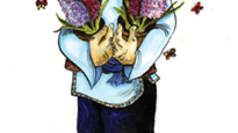 بوی قصه،صدای عمو نوروز