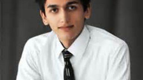 سجاد یعقوبی، دانشمند جوان ایرانی