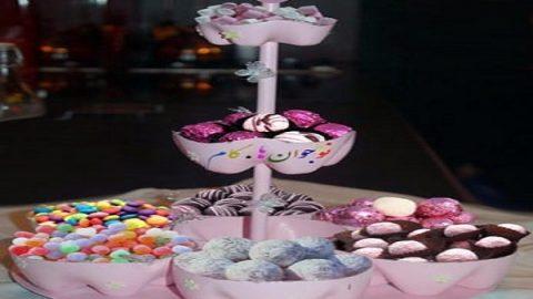 کاردستی شیرینی خوری (۱)