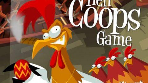 بازی مرغ های مزرعه