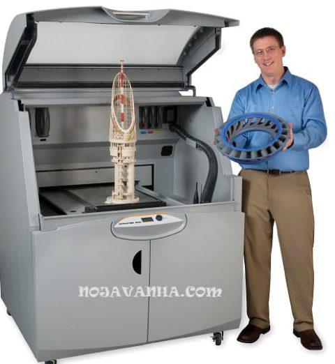 چاپگر سه بعدی (۳d printer)