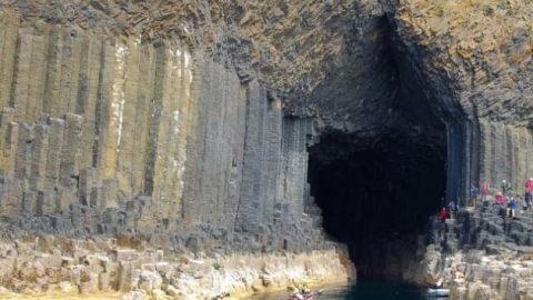 جزیره ای ستونی در اسکاتلند