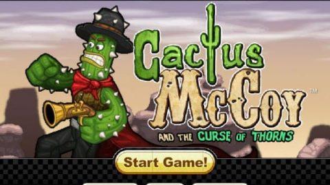 بازی مرد کاکتوسی