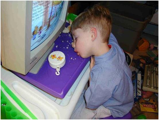 بازیهای کامپیوتری کودکان را میتوان کنترل کرد