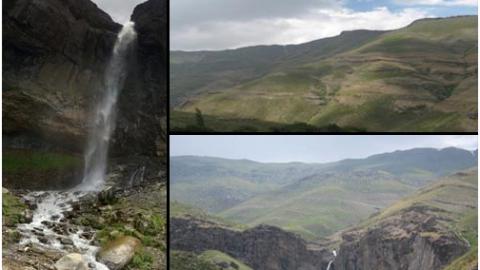 آبشار خور – البرز