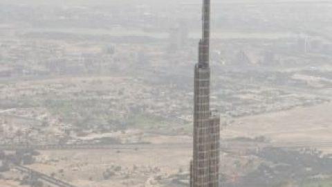 پرش از بلندترین برج دنیا (۱)