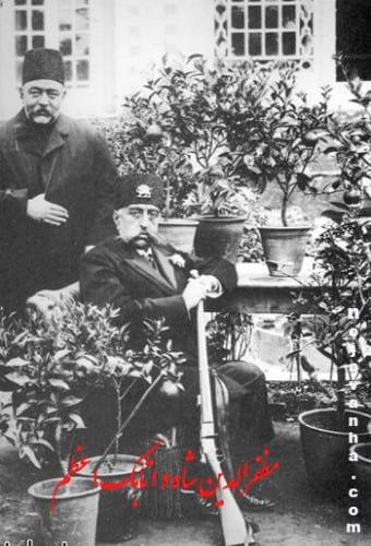 حکایاتی از سفرنامه مظفرالدین شاه قاجار به فرنگ (1)
