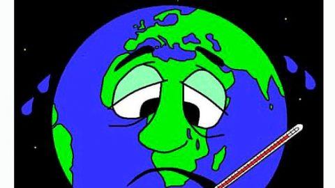ما چگونه می توانیم به کاهش دمای زمین کمک کنیم ؟