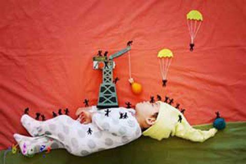 کوچولوهای خواب آلود وخواب رویایی (۱)