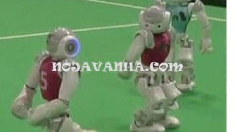 ربات های ورزشکار