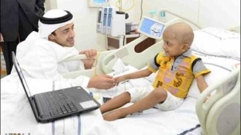 تأثیر معلم مریوانی بر وزیر اماراتی